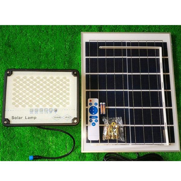 Đèn led năng lượng mặt trời VR 89200 (200w)