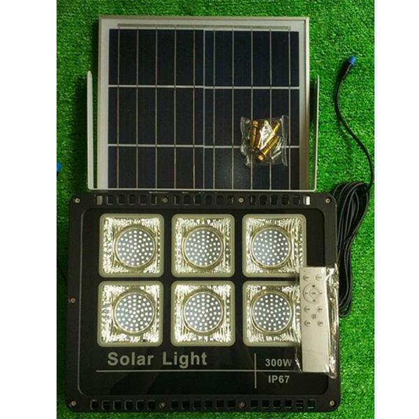 Đèn led năng lượng mặt trời VR86300 (300W)