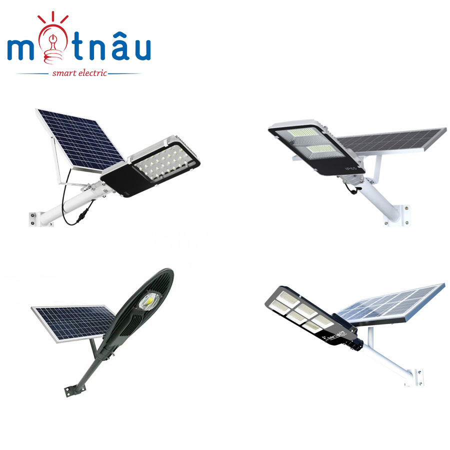 Đèn năng lượng mặt trời cao áp dùng lắp cho những vị trí chưa có mạng lưới điện, đèn đường