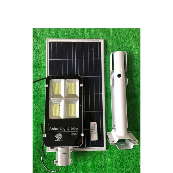 Đèn led năng lượng mặt trời VR78200K4 (200W)