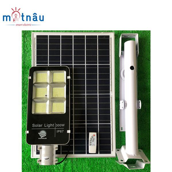 Đèn led năng lượng mặt trời VR78300K6 (300W)