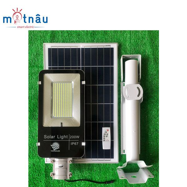Đèn led năng lượng mặt trời VR79200K1 (200W)
