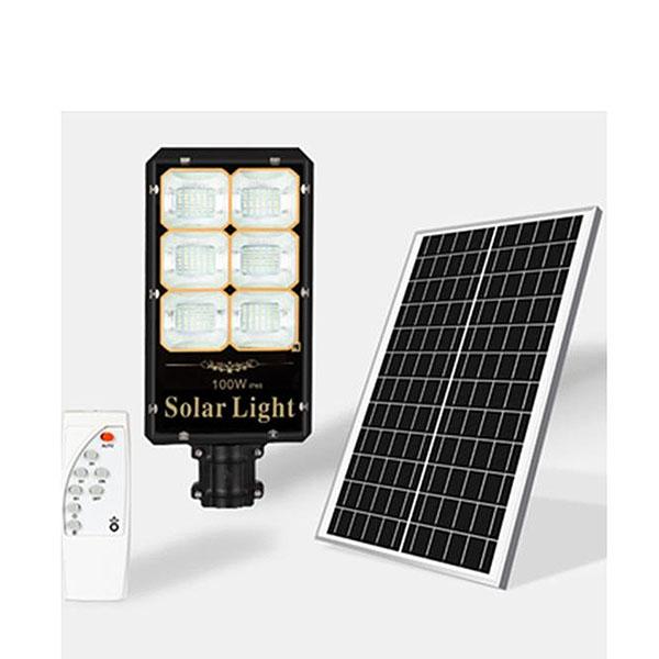 Đèn led năng lượng mặt trời VR90100W (100w)