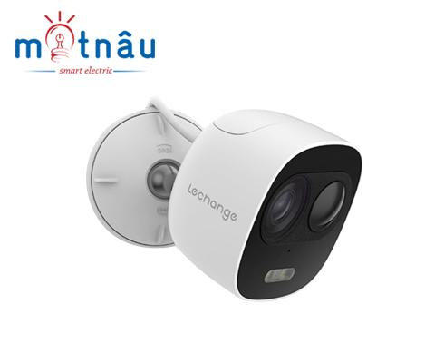 Camera IP kèm báo động LECHANGE IPC-C26EP FULL HD1080P