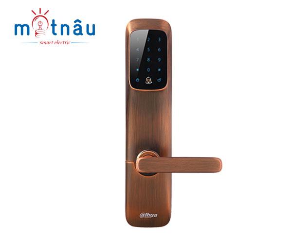 Khóa cửa căn hộ thông minh Dahua DHI-ASL8101R (đỏ đồng)