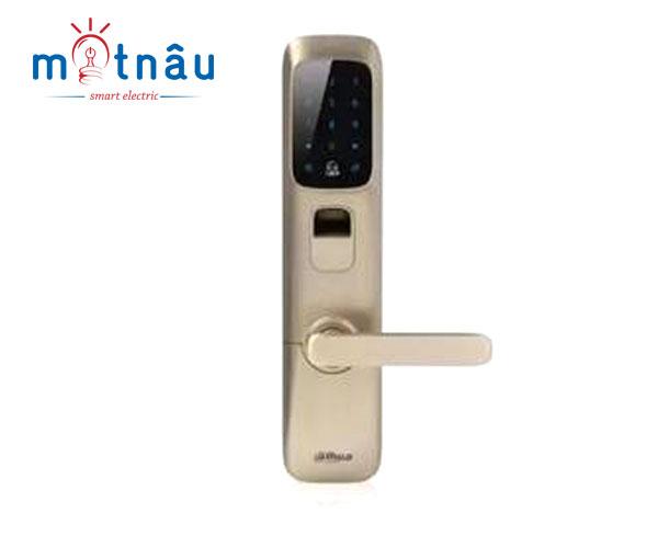 Khóa cửa căn hộ thông minh Dahua DHI-ASL8112S (màu bạc)