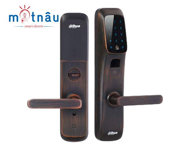 Khóa cửa căn hộ thông minh Dahua DHI-ASL8112K (màu xám)