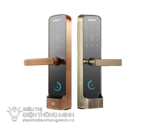 Khóa cửa căn hộ thông minh Dahua DHI-ASL9112R-B và ASL9112C-B