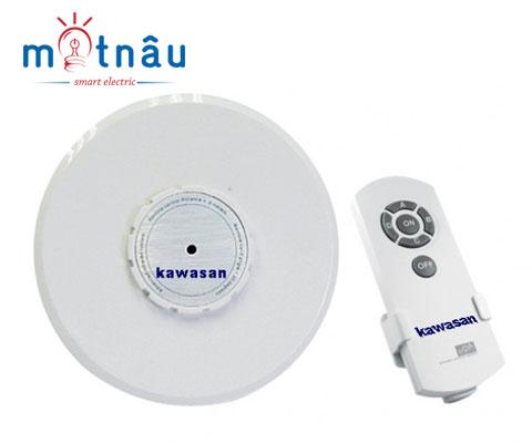 Công tắc điều khiển từ xa lắp âm trần Kawa DK04B