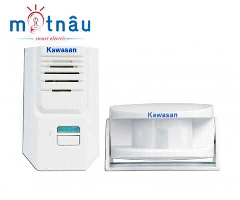 Báo động, báo khách cảm ứng Kawa i287 (Đầu dò D28 – Chuông B67)