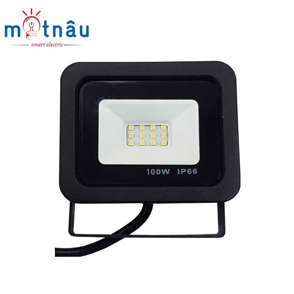 Đèn pha led mỏng đúc nguyên khối FL100W-T/V