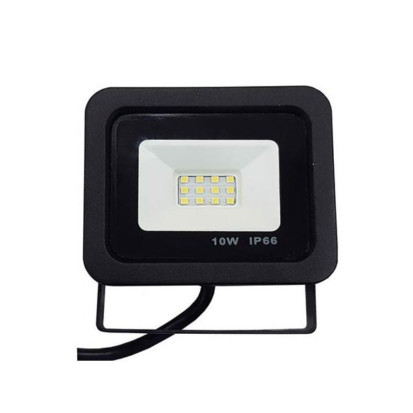 Đèn pha led mỏng đúc nguyên khối FL10W-T/V