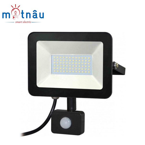 Đèn pha led có sẵn cảm biến hồng ngoại FLH50W-FS23B