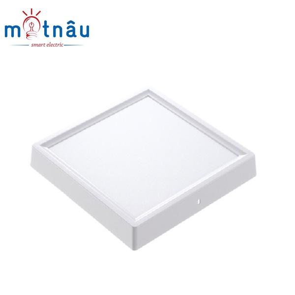 Đèn led panel nổi trần vuông giật cấp NTV300-A24W-T/V-TT