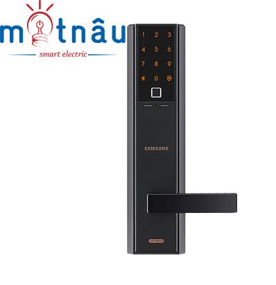 Khóa cửa điện tử Samsung SHP-DH538MU/EN (màu đen - xám)