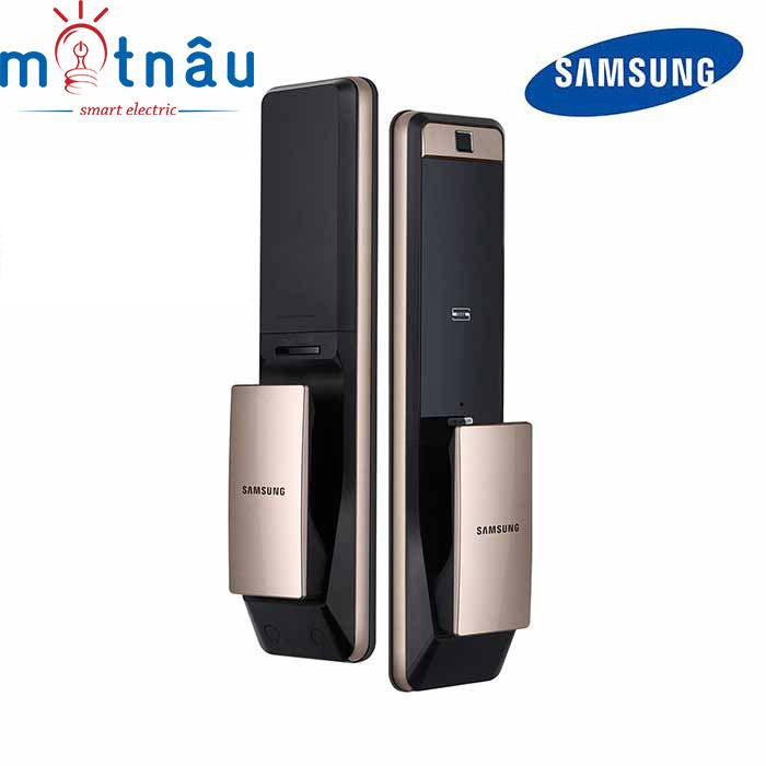 Khóa cửa điện từ wifi Samsung SHP-DP609AS/EN