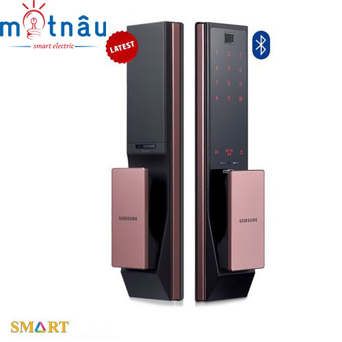 Khóa cửa điện tử Samsung SHP-DP738AC/EN