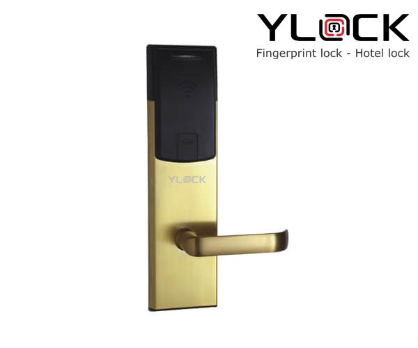 Khóa cửa thẻ từ khách sạn YLOCK YL-9936-G