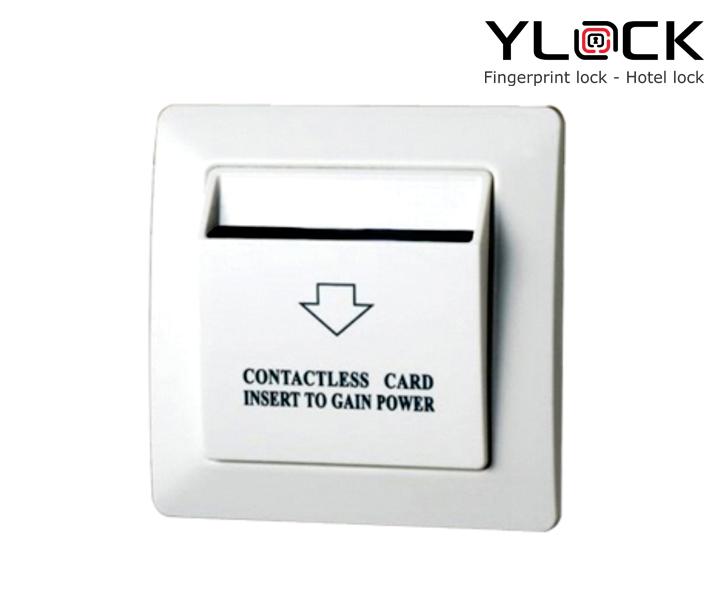 Công tắc thẻ từ tiết kiệm điện YL-FK002