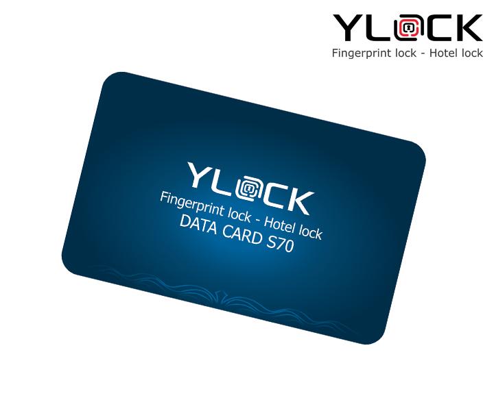 Thẻ quản lý YL-S70-Mifare1