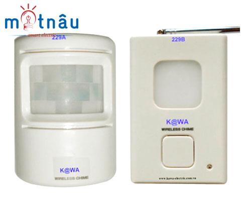 Báo động, báo khách cảm ứng Kawa i229