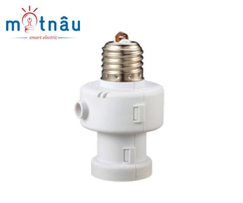 Đui đèn cảm ứng ánh sáng LSE27-Time
