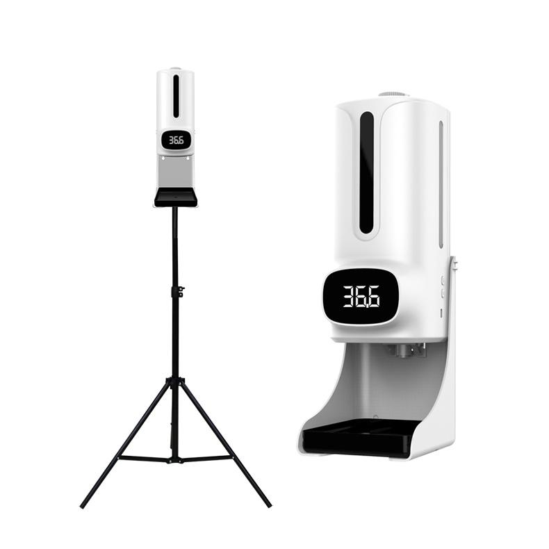 Máy đo thân nhiệt và khử khuẩn K9-PRO-PLUS