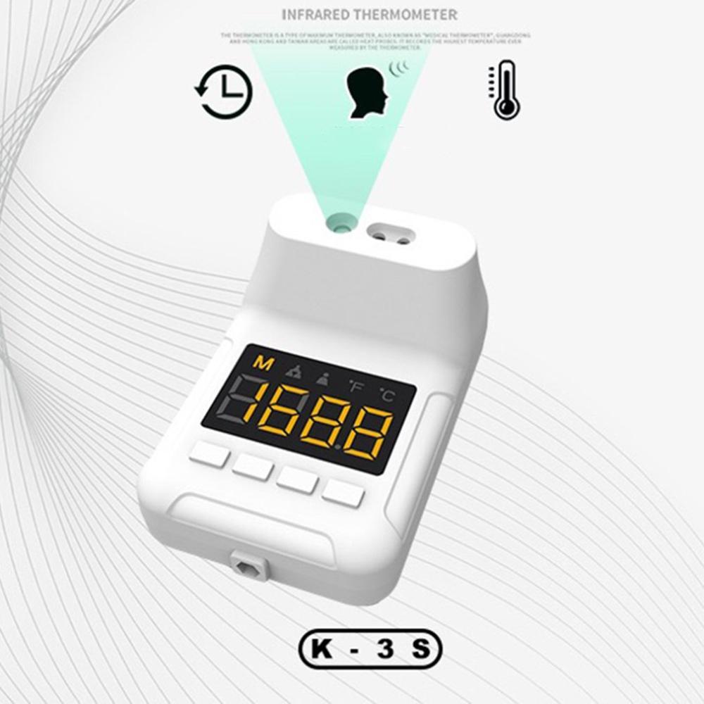 Máy đo nhiệt và khử khuẩn K3S-PRO
