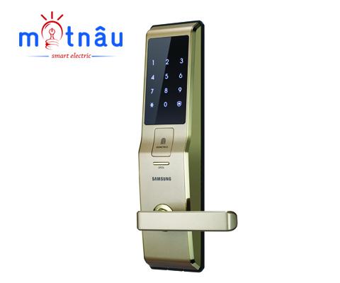 Khóa cửa điện tử Samsung SHS-H705FBG/EN