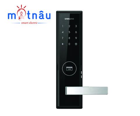 Khóa cửa điện tử Samsung SHS-H505FMK/EN