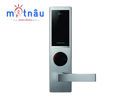 Khóa cửa điện tử Samsung SHS-H635FMS/EN
