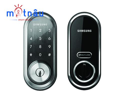 Khóa cửa điện tử Samsung SHP-DS510NK/EN