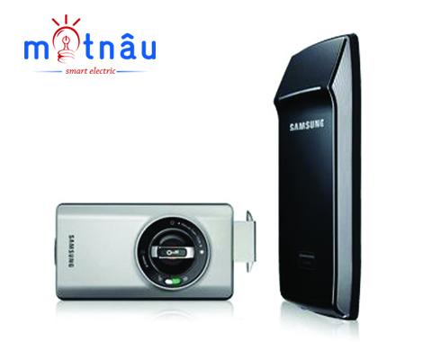 Khóa cửa điện tử Samsung SHS-2320XMK/EN