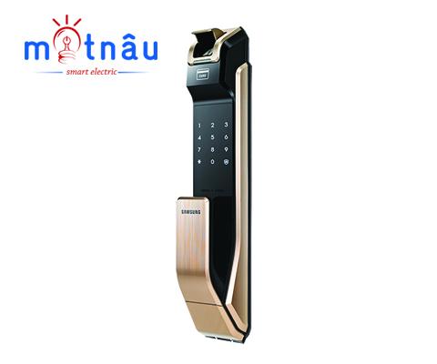 Khóa cửa điện tử Samsung SHS-P718LMG/EN