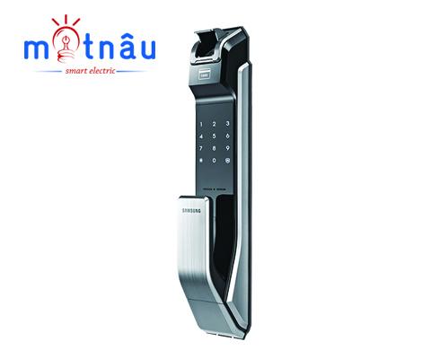 Khóa cửa điện tử Samsung SHS-P718LBK/EN