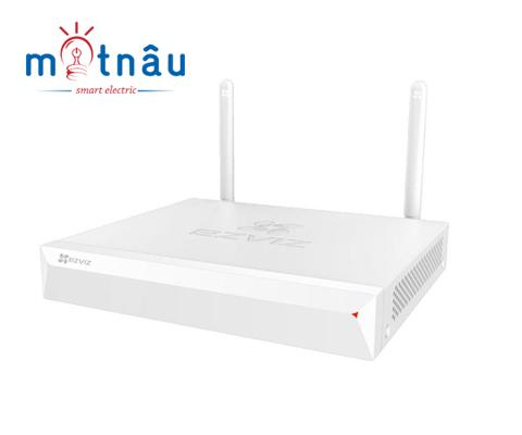 Đầu ghi mạng IP phát wifi nhỏ gọn 4 kênh NVR 4CH