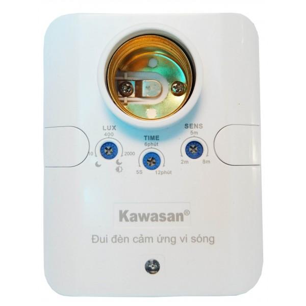ĐUI ĐÈN CẢM ỨNG VI SÓNG KW-RS686B