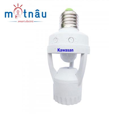 Đui đèn cảm ứng hồng ngoại Kawa SE27