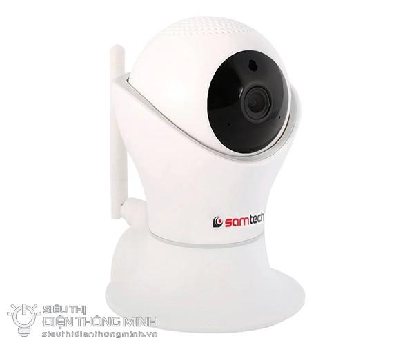 Bộ camera IP quay quét Samtech SHC-209C - Full HD1080P