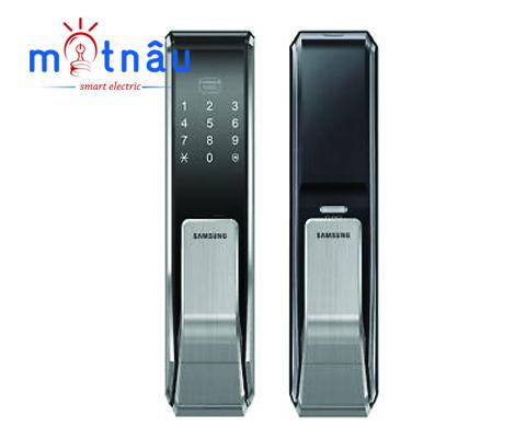 Khóa cửa điện tử Samsung SHS-P717LMK/EN