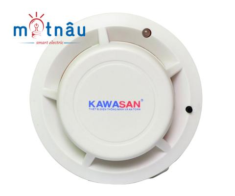 Cảm biến khói trung tâm báo động Kawa Kw-SM03 (không dây)