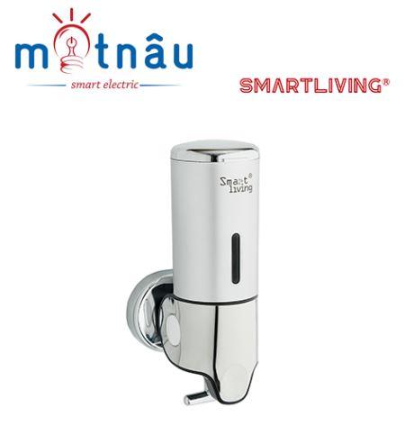 Bình đựng xà bông đơn Smartliving YM01