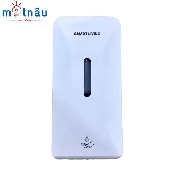 Bình xà phòng cảm ứng, cồn rửa tay cảm ứng Smartliving YM403