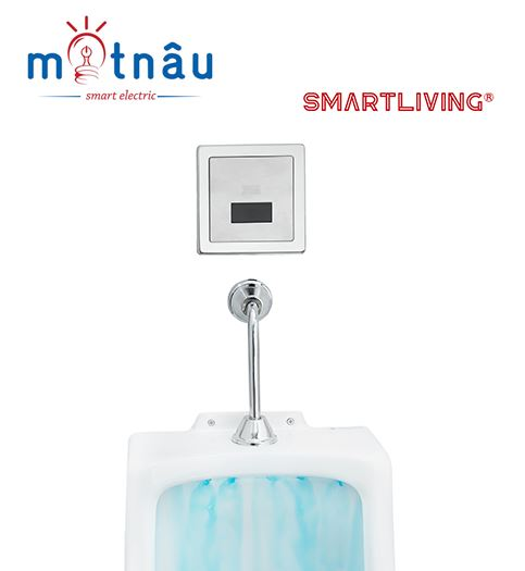 Van xả tiểu cảm ứng Smartliving YM302