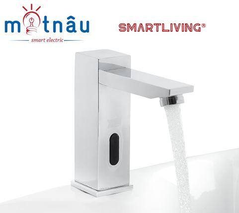 Vòi cảm ứng lavabo smartliving YM102