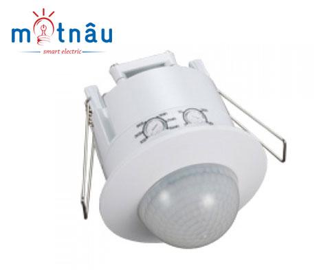 Bật tắt đèn cảm ứng âm trần Kawa SS302 (3PIR)