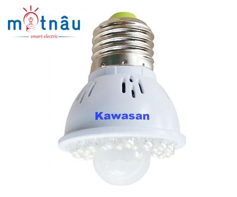 Bóng đèn Led cảm ứng hồng ngoại Kawa SS61-2W