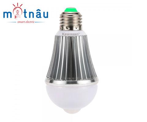 Bóng đèn Led cảm ứng hồng ngoại Kawa SS72B-6W