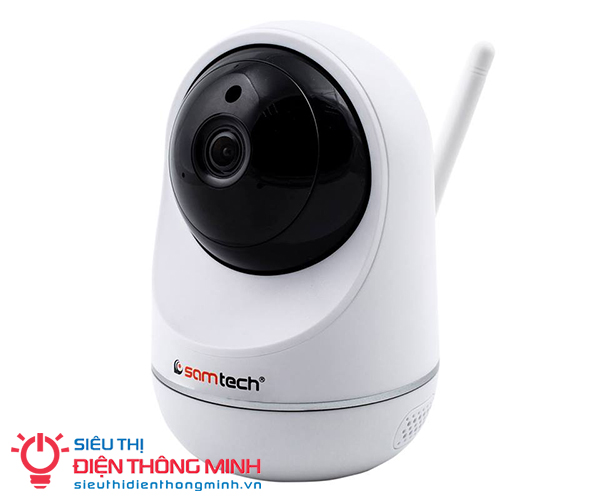 Camera IP wifi Samtech SYC-229E (2.0MP, quay quét)