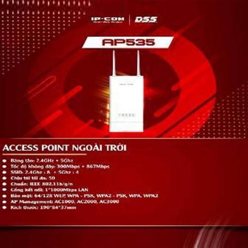 Thiết bị mạng Wifi IP-COM AP535 ( Access Point ngoài trời )
